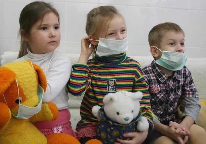 Профилактика менингита в детском саду