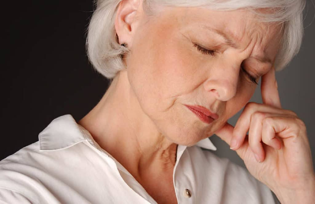 Внезапные и сильные головные боли