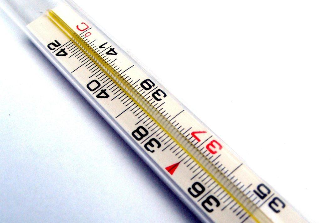 Температура при инсульте - высокая температура при и после инсульта