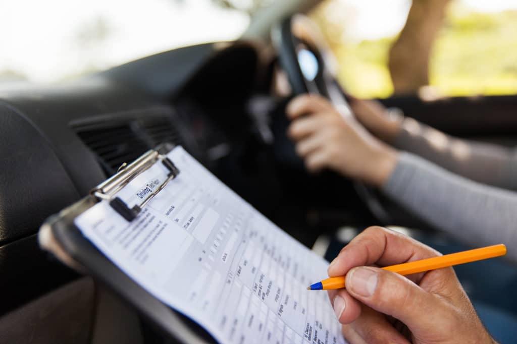 Водительские тесты