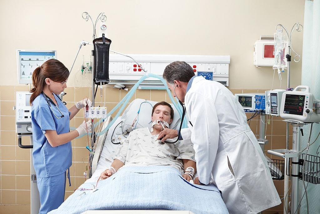 Состояние комы при инсульте