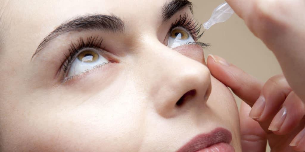 Медикаментозная терапия при инсульте глаза.