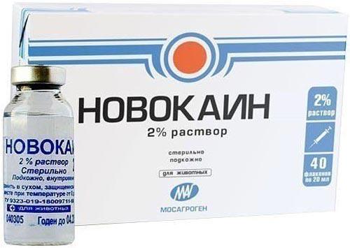 Препараты для блокады