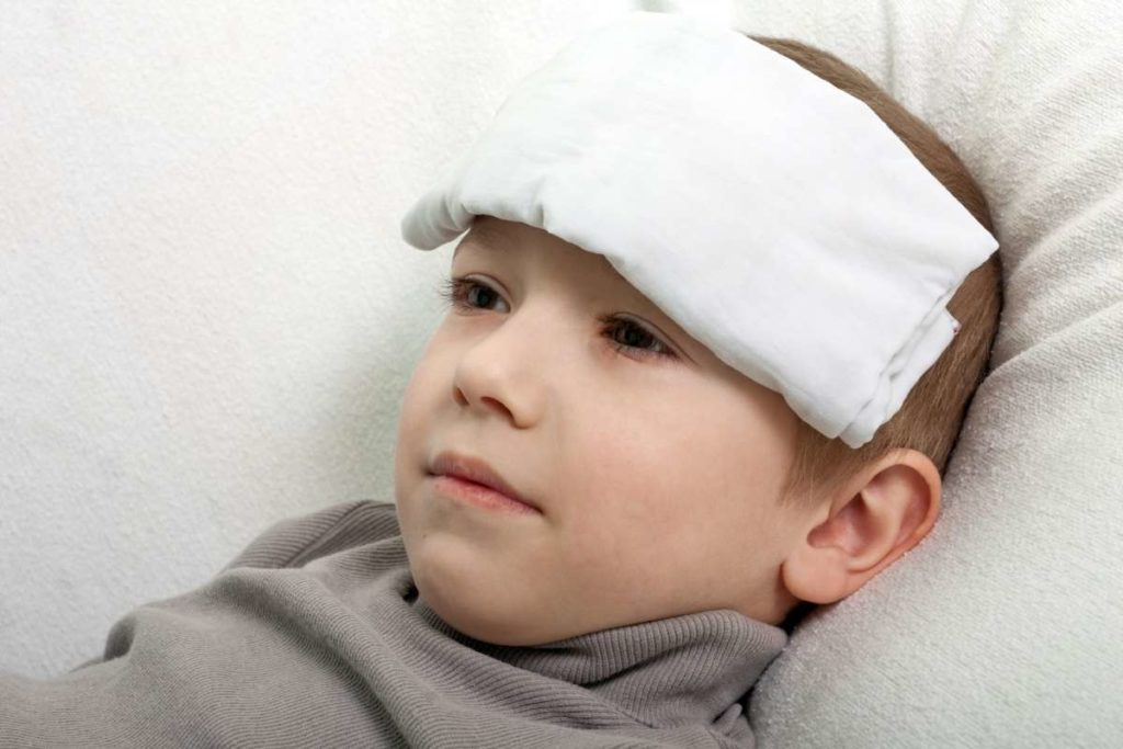 Лечение мигрени у детей