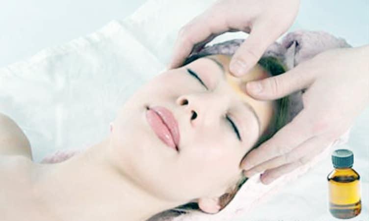 Массаж головы при мигрени и точечный массаж при головной боли