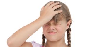 Как выявить и вылечить мигрень у детей