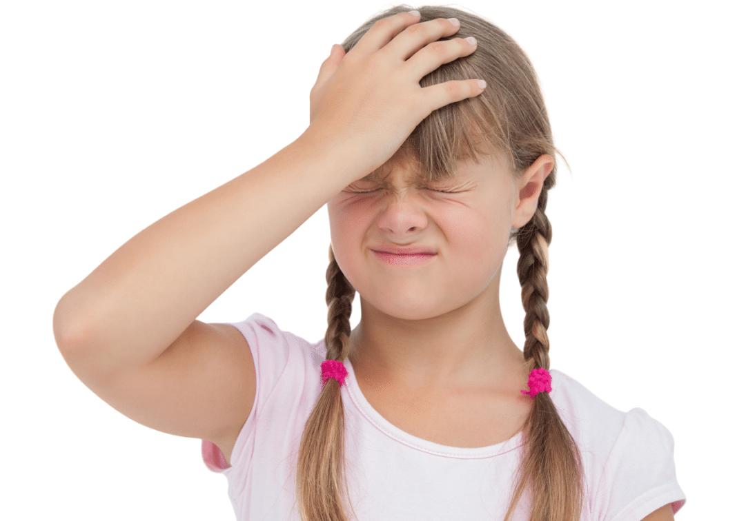 Как лечить мигрень у детей народными средствами
