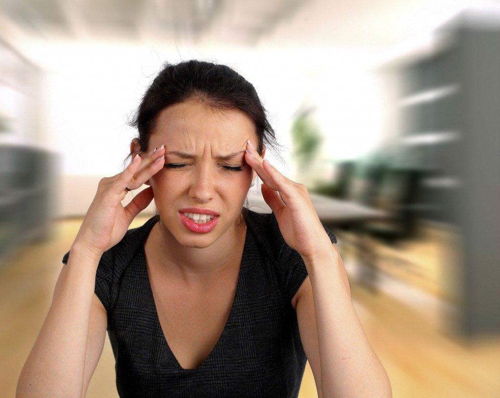 Симптомы мигренозного статуса