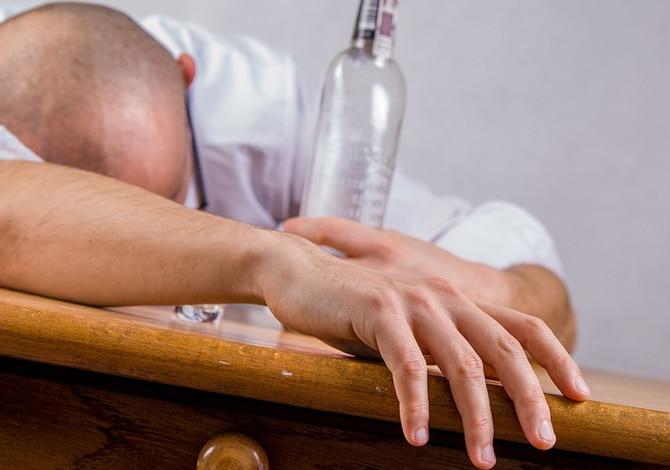 алкогольный запой