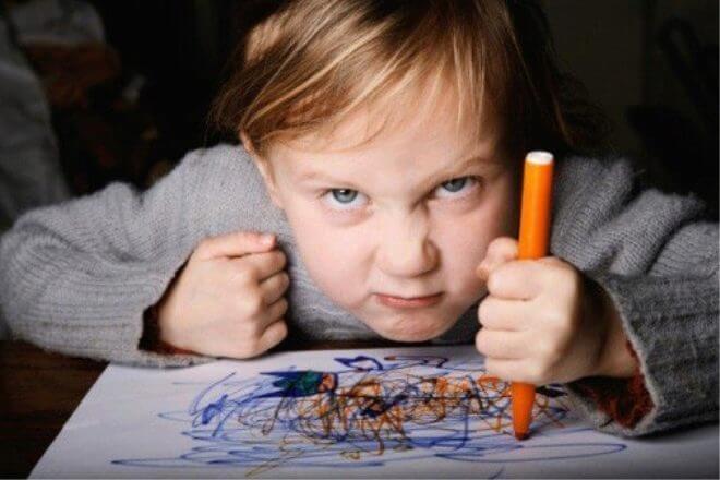 Ребенок с шизофренией