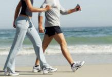 Полезная ходьба - как правильно ставить ноги
