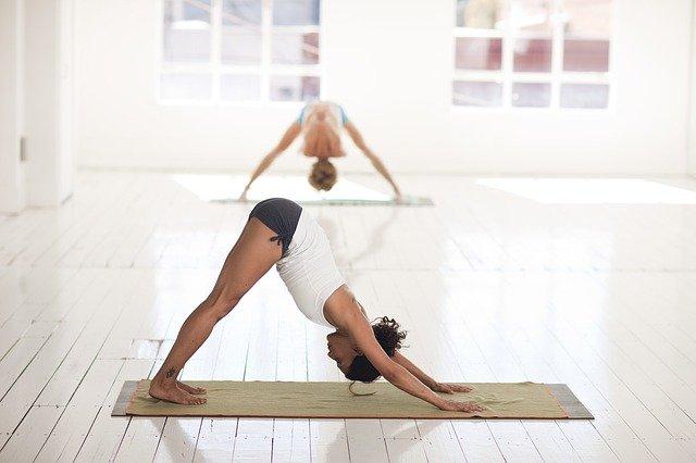 Йога - асаны для укрепления спины