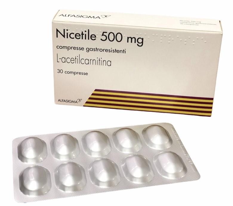 Ницетил в таблетках - показания к применению