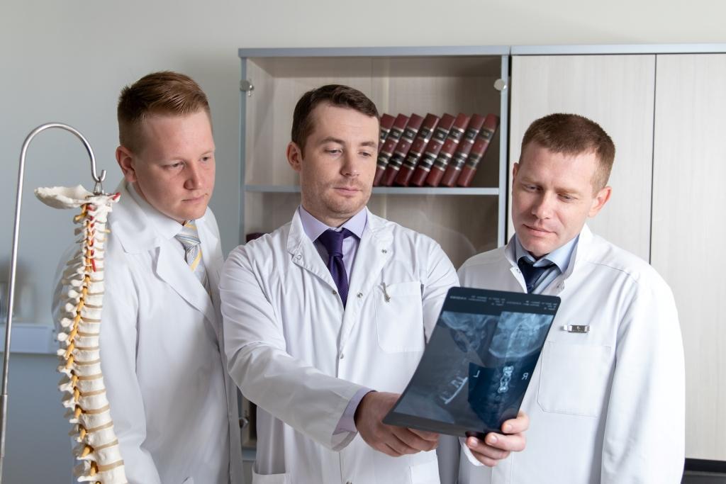 Нейрохирургия и вертебрология в центре Мирт