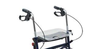 Ходунки на колесиках регулируемые