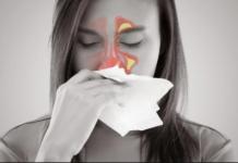 КТ носовых пазух